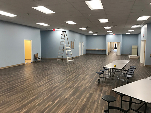 Spectrum of Hope ABA Therapy Center - Northwinds Construction